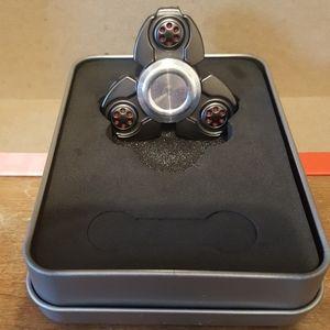 Titanium Fidget Spinner